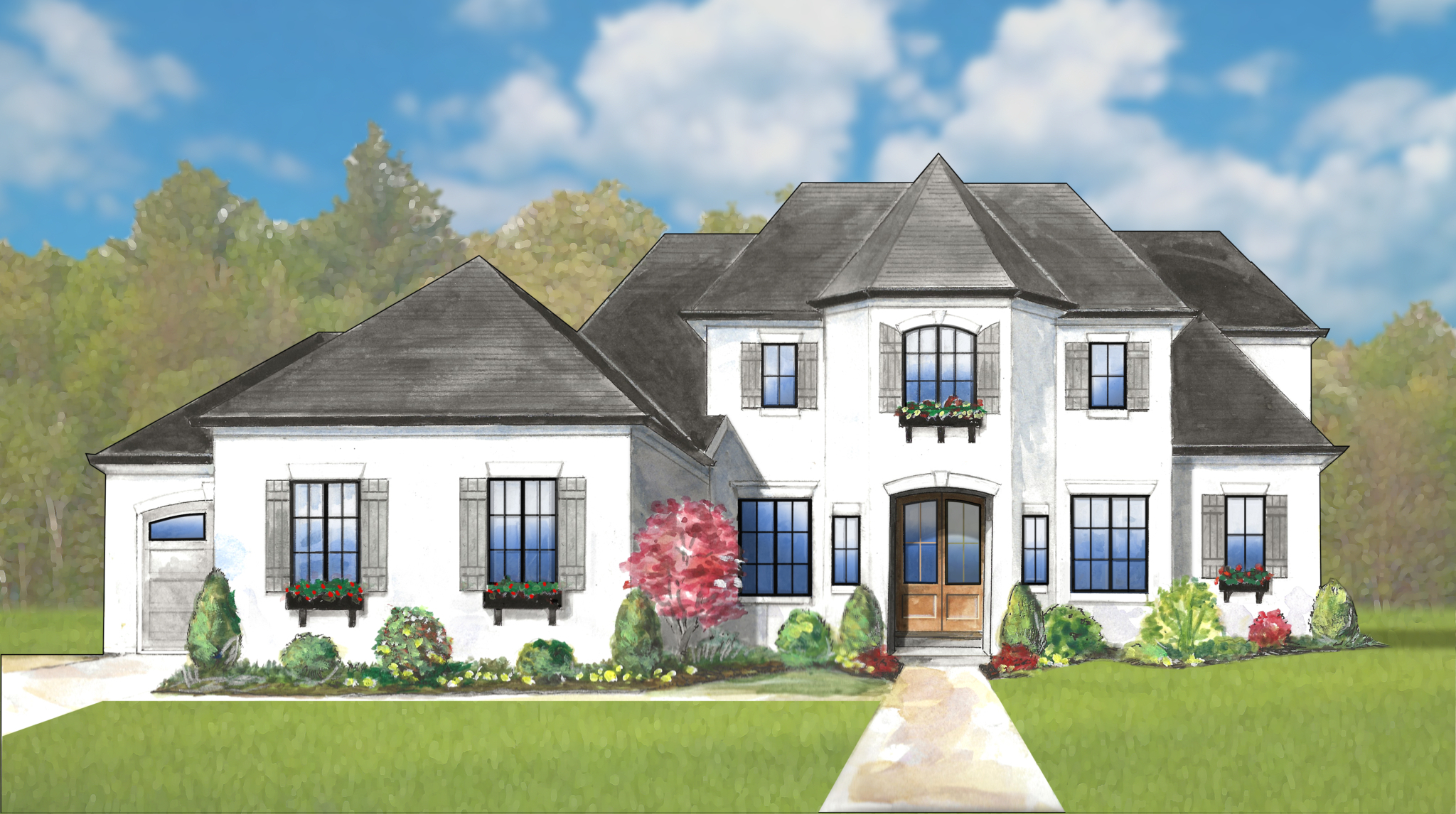 Sterling Homes: The Charlotte