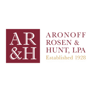 Aronoff Rosen Hunt